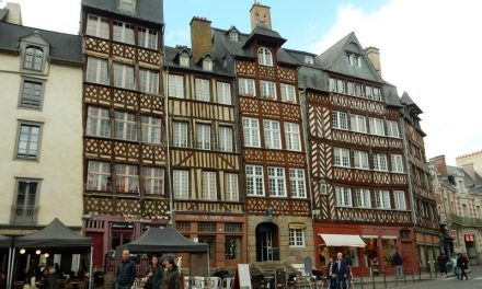 Vitrè e Rennes