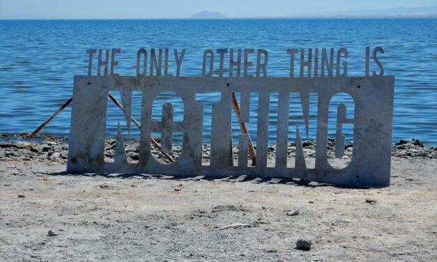 Salton Sea e Palm Springs