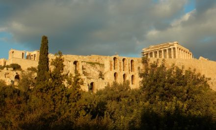 Atene e poi… ad Aqaba!