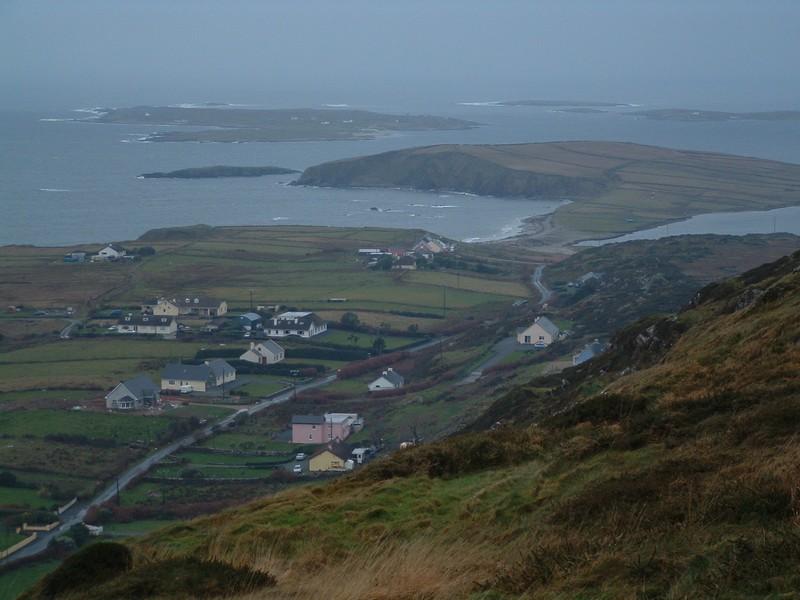 Sky Road e Lough Corrib