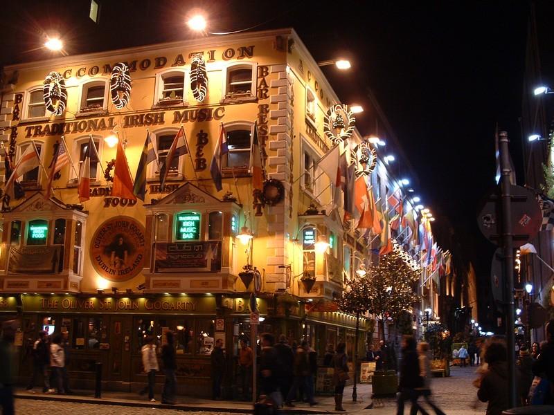 Dublino e dintorni
