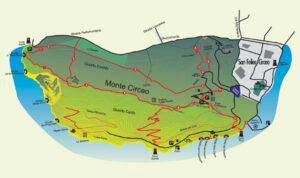Map_Circeo 1