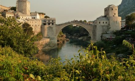 Sconfinamento in Bosnia: Mostar