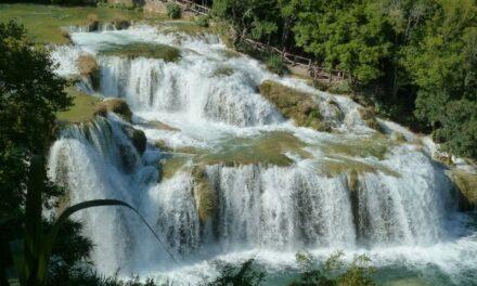 Cascate del Krka e Trogir