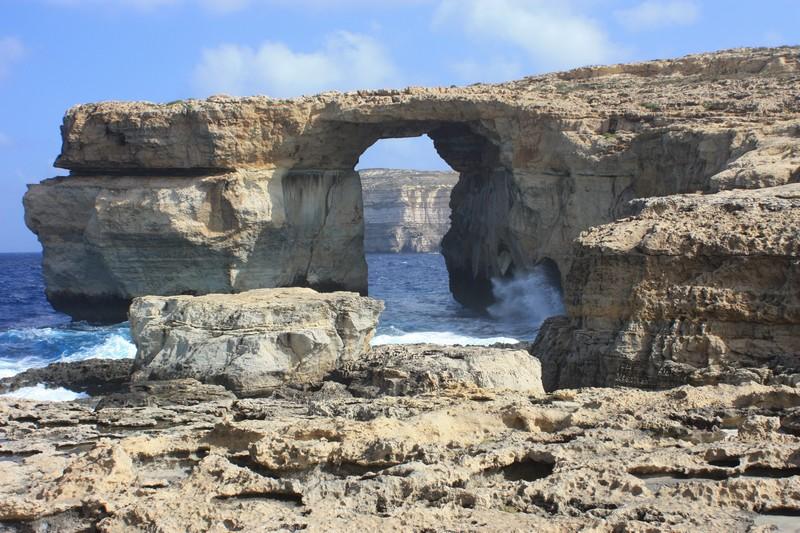 Parte nord-ovest di Gozo