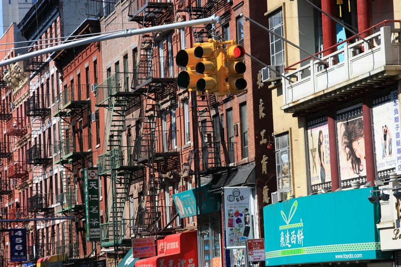 Da Chinatown a Midtown