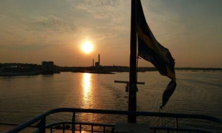 Visita di Stoccolma e traghetto