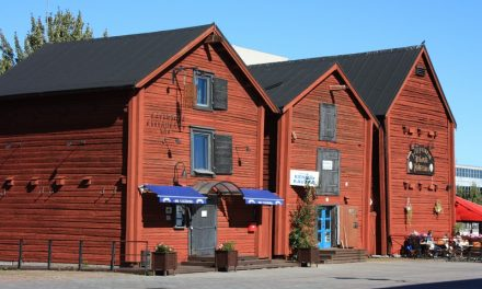 Oulu e Rovaniemi