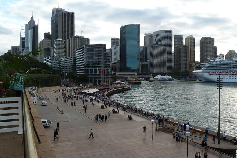 Ultimo giorno a Sydney