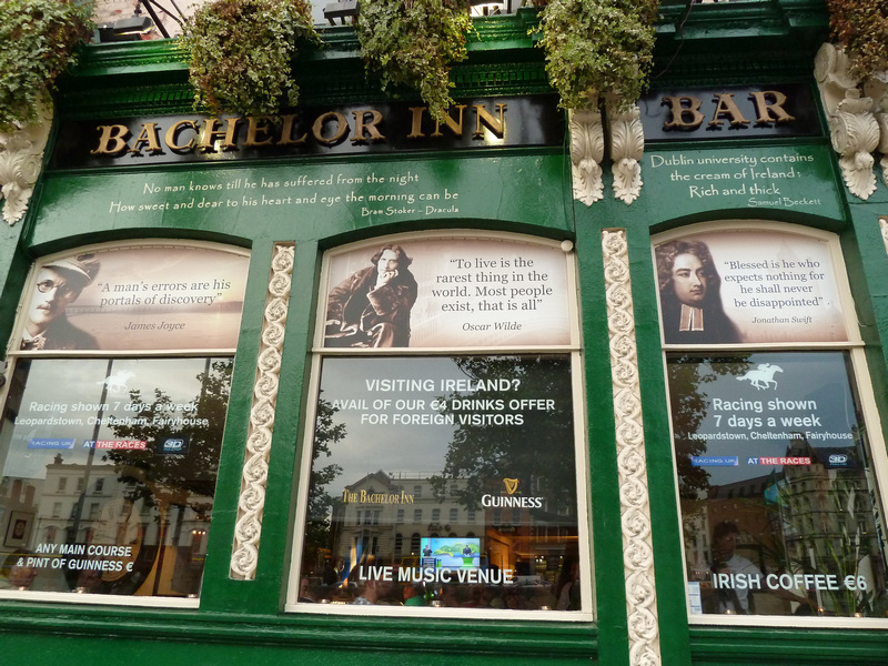 Monasterboice e Dublino