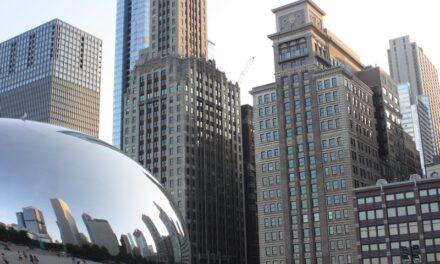 Arrivo a Chicago