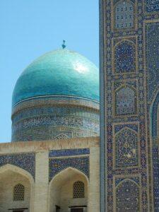 Bukhara - Madrasa di Mir-i-Arab 3