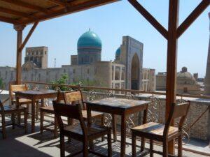 Bukhara - Ristorante Chasmai-Mirob 4