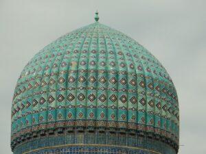 Samarcanda Moschea di Bibi-Khanym 5