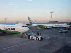 Tashkent - Aeroporto 2