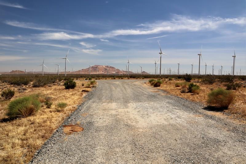 Mojave e California City