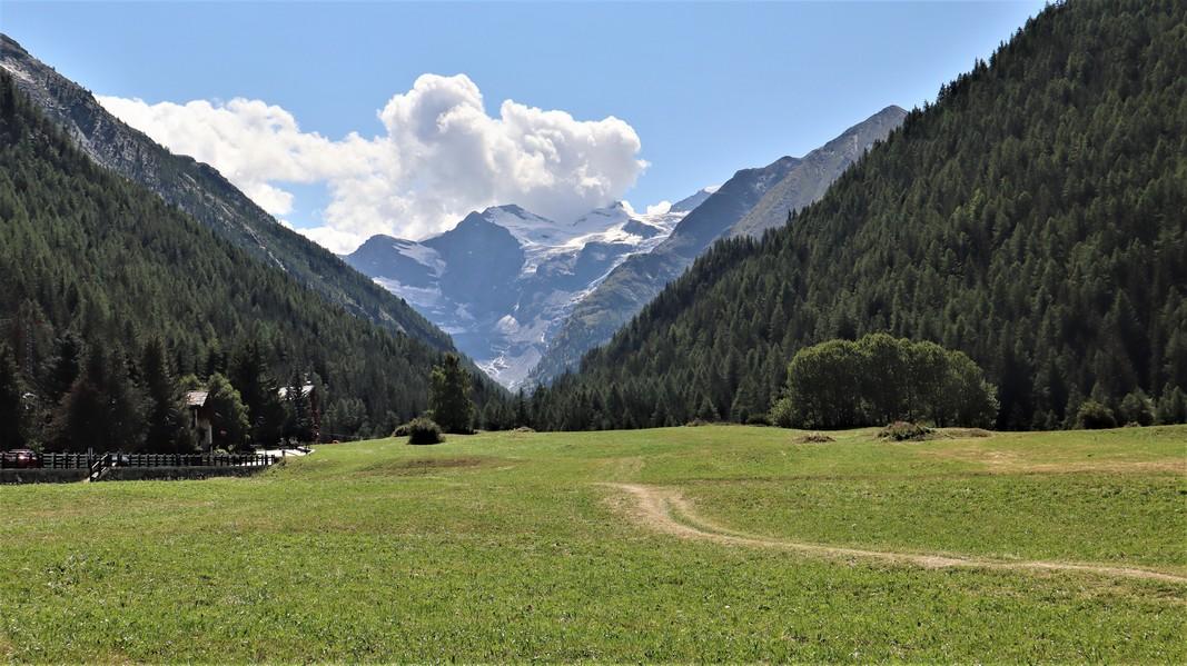 Cogne ed Aosta