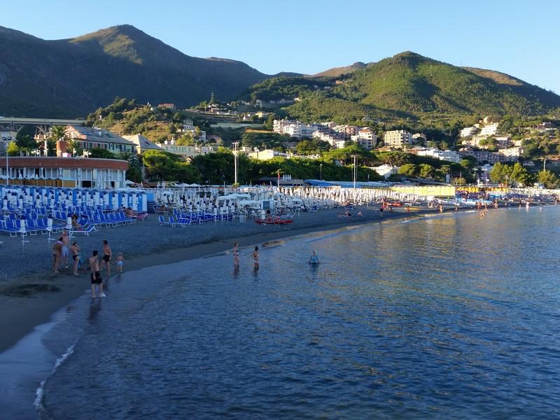 Toccata e fuga in Liguria