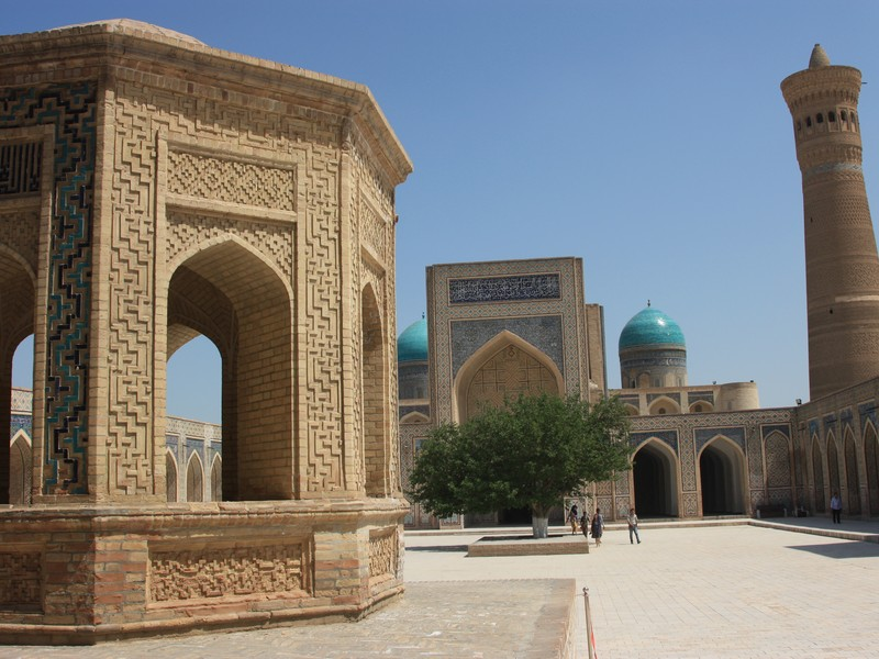I monumenti di Bukhara
