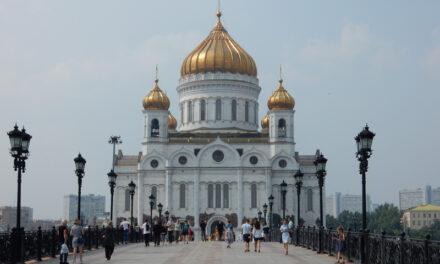 Mosca, città monumentale