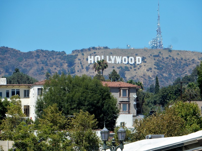 L.A. Beverly Hills e Hollywood