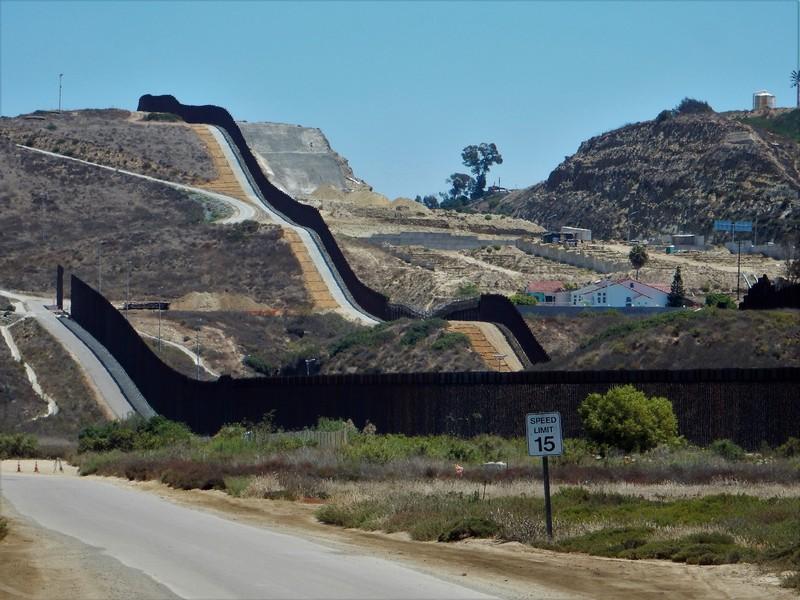 Confine con il Messico