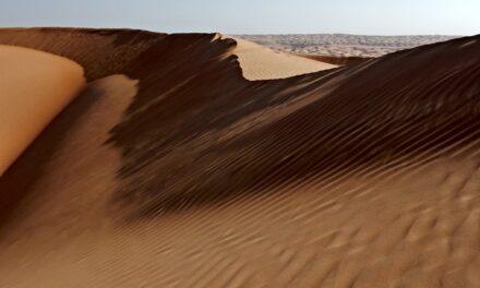 Il deserto delle Sharqiya Sands