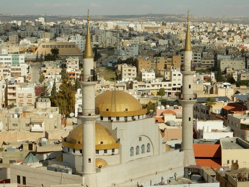 Monte Nebo, Madaba e… Amman!