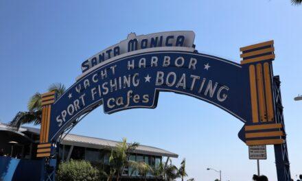 L.A. Paramount Studios e spiagge