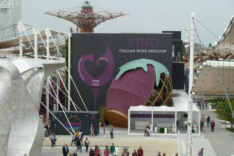 Terza visita ad Expo 2015
